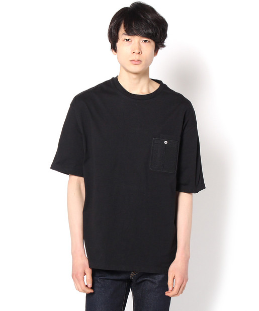 【SUPERTHANKS×Lui's】 ポケメッシュBIG T