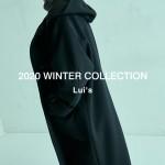 【2020 WINTER COLLECTION Lui's FEMME】